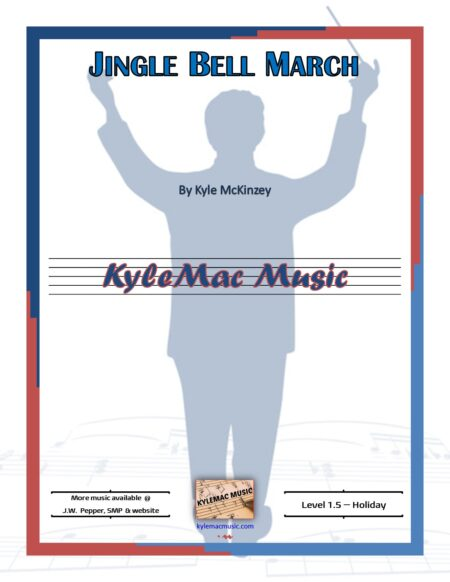 Jingle Bell Score Cover