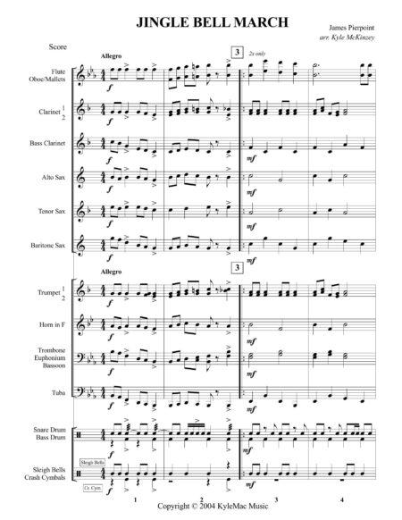 JB March 00 Score Page 2