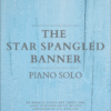The Star Spangled Banner - Piano Solo web cover