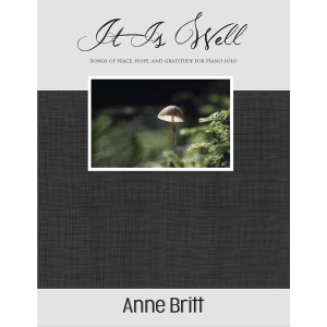 It Is Well songbook – piano solos