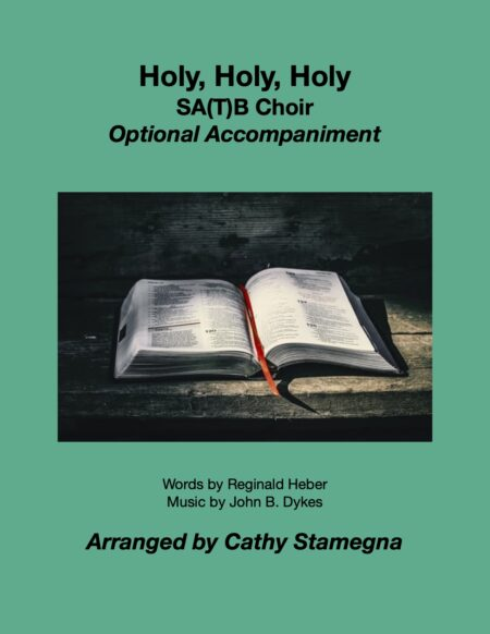 SATB Holy Holy Holy title JPEG