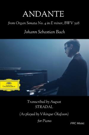 ANDANTE from Organ Sonata No. 4, BWV 528: II. Andante [Adagio]