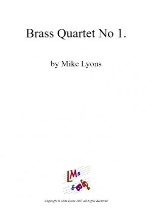 Brass Quartet No. 1