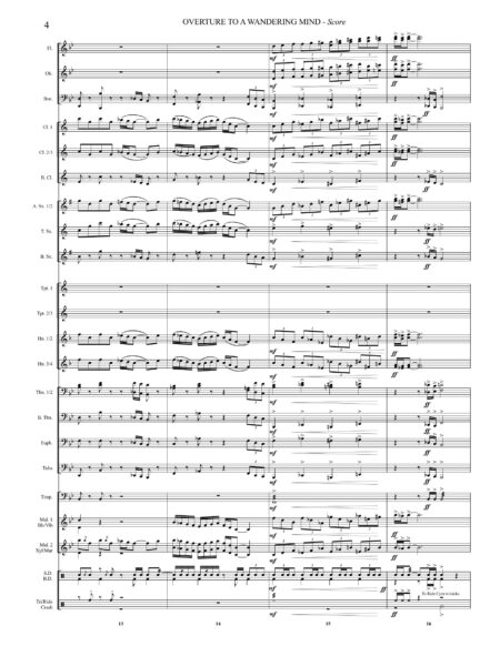 Overture To A Wandering Mind 00 Score Letter Size Page 6