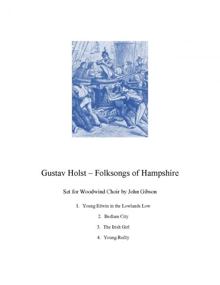 Holst Hampshire WW ch cover