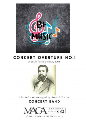 Concert Overture No.1 by Miguel Marqués