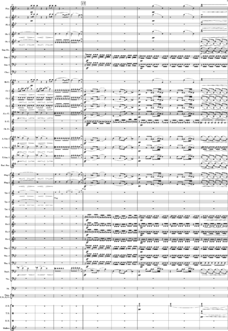 Overture No 1 for Modern Wind Band Marques 0003