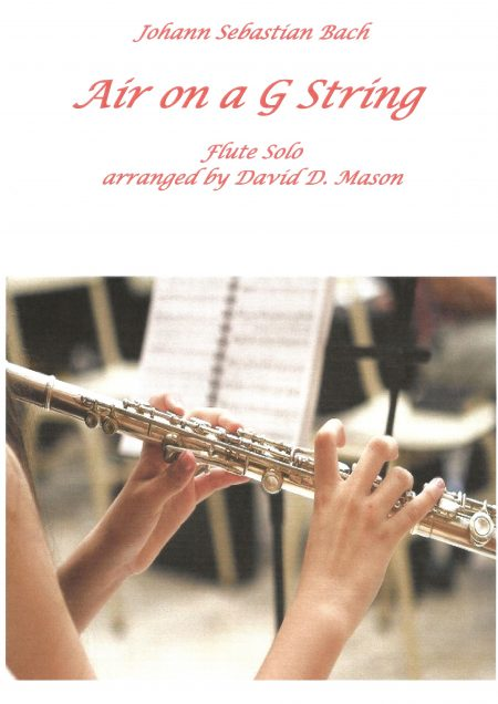 Air on a G String Flute front cover scaled