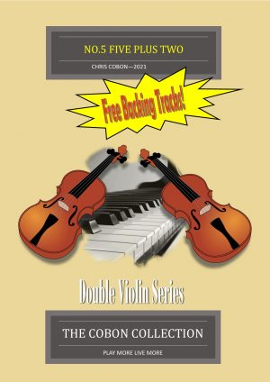 No.5 Five Plus Two – Two Violins and Piano