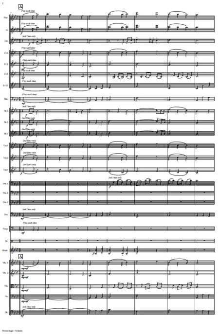 533 Dream Angus Orchestra SAMPLE page 002