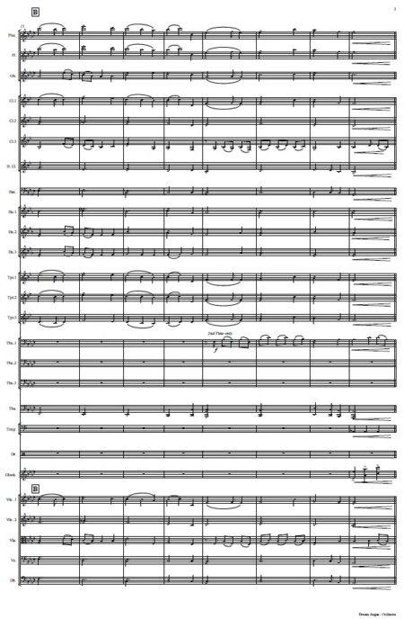 533 Dream Angus Orchestra SAMPLE page 003