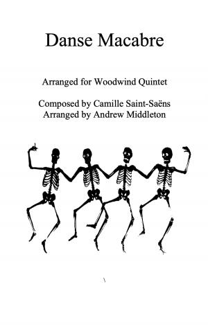 Danse Macabre arranged for Woodwind Quintet