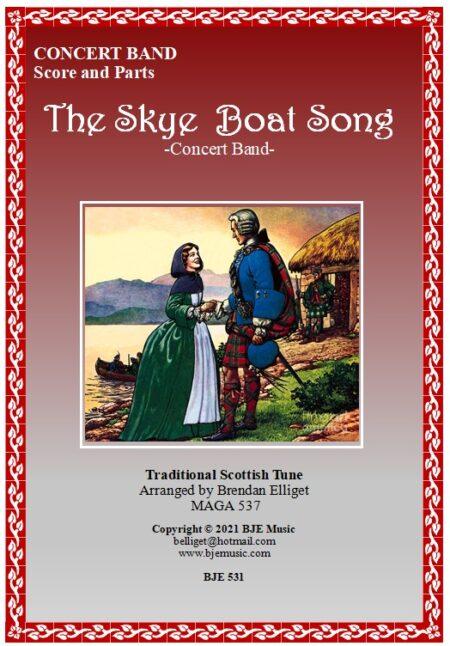 531 FC The Skye Boat Song Concert Band v2