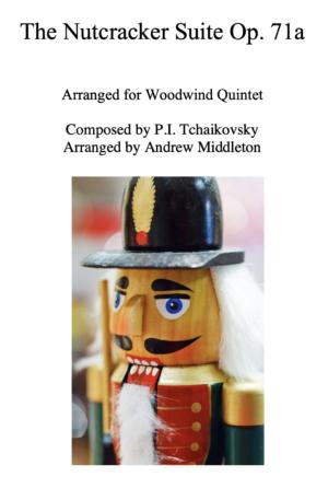 The Nutcracker Suite arranged for Woodwind Quintet