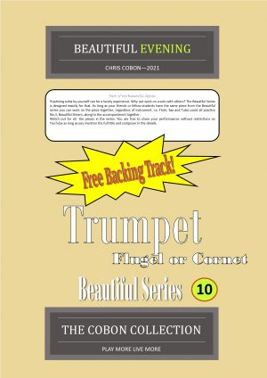 No.10 Beautiful Evening (Trumpet, Flugel or Cornet)