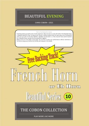 No.10 Beautiful Evening (French Horn or Eb Horn)