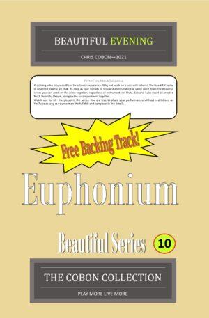 No.10 Beautiful Evening (Euphonium)