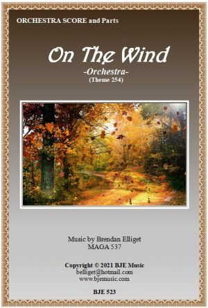 On The Wind – Orchestra