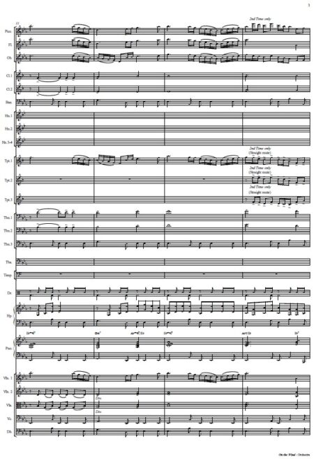 523 On The Wind Orchestra SAMPLE Page 003