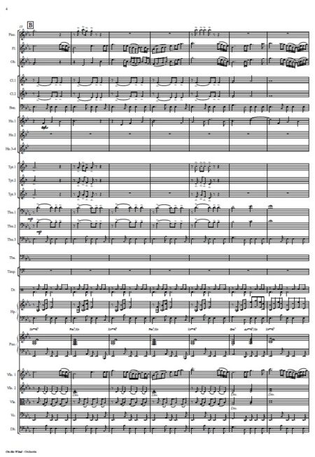 523 On The Wind Orchestra SAMPLE Page 004