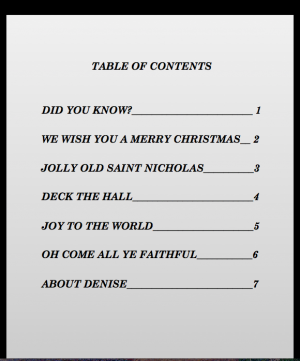 Five Easy Christmas Pieces For the Young Pianist