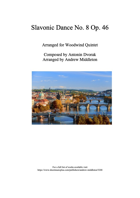 Woowind Quintet Front cover 1