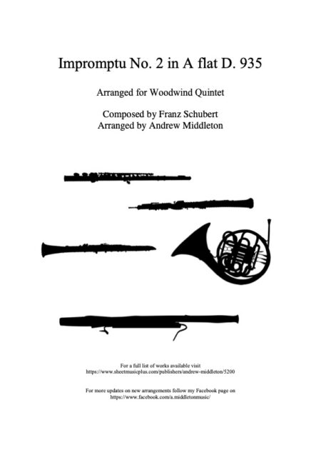 Woowind Quintet Front cover 7