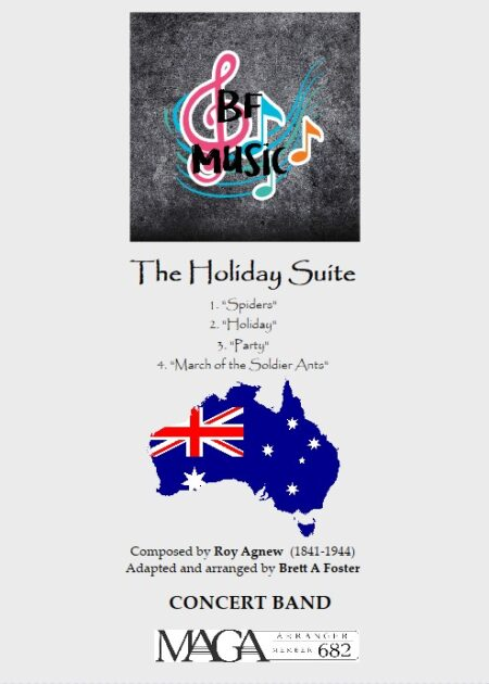 The Holiday Suite Agnew Concert band