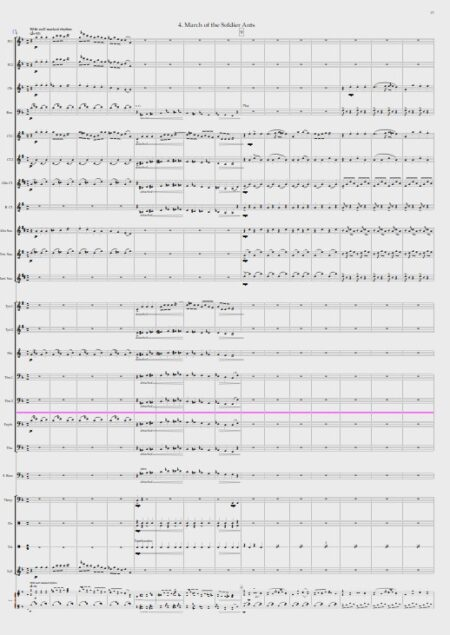 Holiday Suite Score Preview 4
