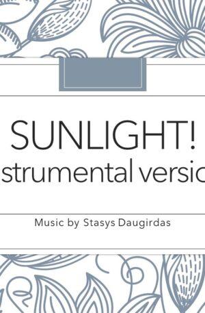 Sunlight! (instrumental version)