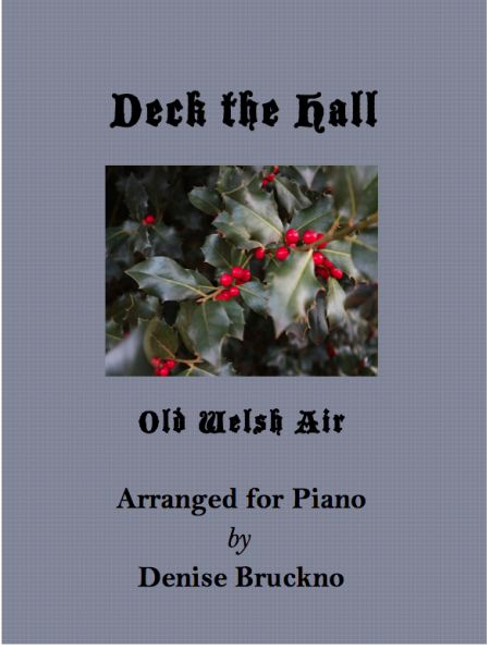 Deck the Hall cover smm