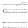 All Through The Night, for Flute and Piano