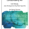 Londonderry Air - Jazz Arrangement for String Quartet