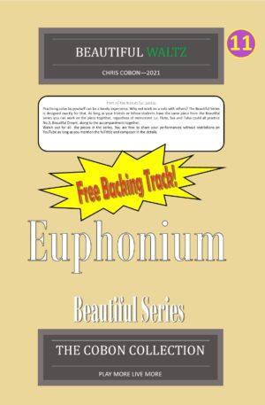 No.11 Beautiful Waltz (Euphonium)