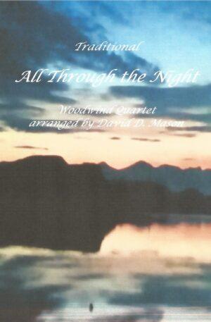 All Through the Night – Woodwind Quartet