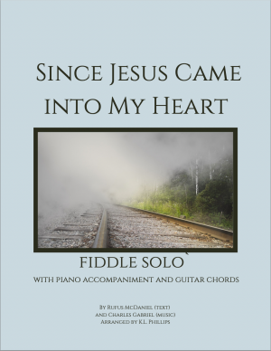 Since Jesus Came Into My Heart – Fiddle Solo