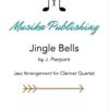 Jingle Bells Clarinet Quartet