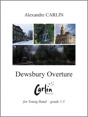 Dewsbury Overture for Young Band