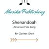 Shenandoah - Clarinet Choir