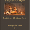 Away in a Manger cover smm