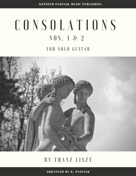 Consolations 1 & 2 Cover