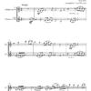 The Minstrel Boy, for Clarinet Duet