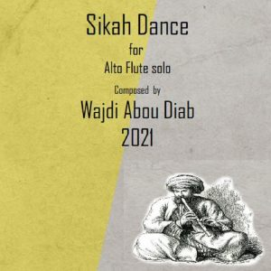 Sikah Dance – for solo flute