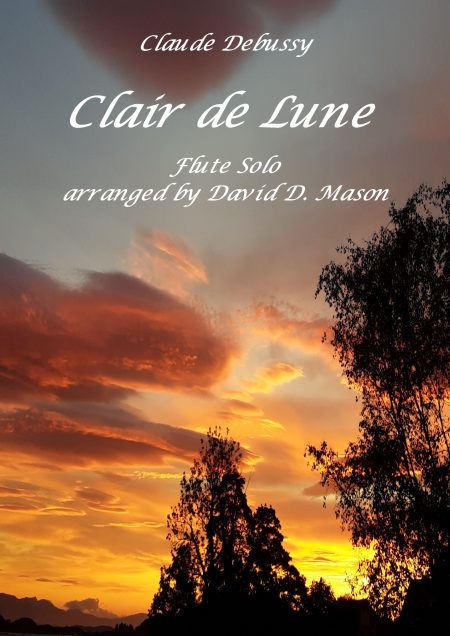 Clair de Lune Flute no Piano Parts 1 scaled