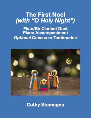 """The First Noel (with """"O Holy Night"""") (Accompaniment Tracks)"""