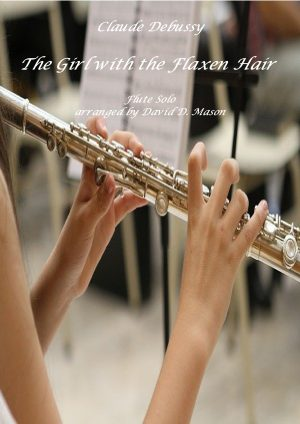 The Girl with the Flaxen Hair – Flute Solo