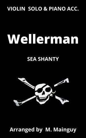 Wellerman – Violin and Piano