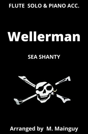 Wellerman – Flute and Piano