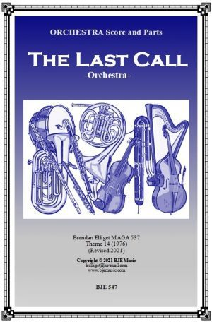 The Last Call – Orchestra