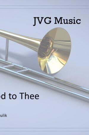 Nearer My God to Thee – Trombone Quartet